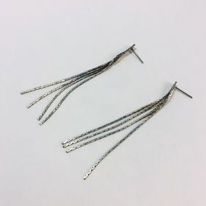 Jewelry - Chain Fringe Earrings